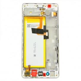 Huawei P8 Lite LCD / Touch BIANCO + Batteria Originale