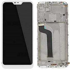 LCD + Touch Xiaomi Mi A2 Lite bianco