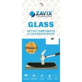 Pellicola vetro temperato per Samsung J6