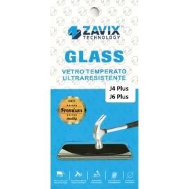Pellicola vetro temperato per Samsung J4 Plus / J6 Plus