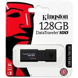 PEN DRIVE 128GB KINGSTON USB 3.0 DT100G3/128GB