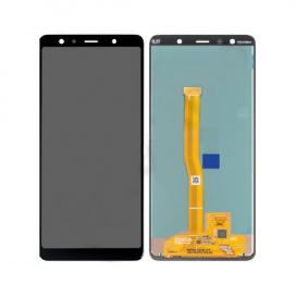 ricambio display samsung a7 2018 nero sm-a750f gh96-12078a