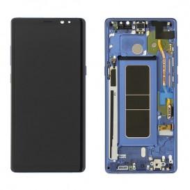 ricambio display samsung note 8 blu sm-n950f GH97-21065B