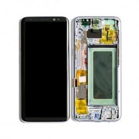 ricambio display samsung s8 plus argento sm-g955f gh97-20470b