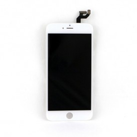 ricambio lcd iphone 6s plus bianco oem