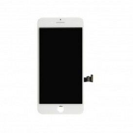 LCD + TOUCH compatibile per iPhone 8 PLUS bianco