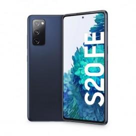 Custodia in Silicone per Samsung S20 FE colore Nero