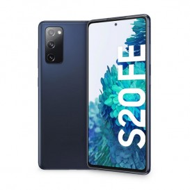 Custodia in Silicone per Samsung S20+ colore Nero