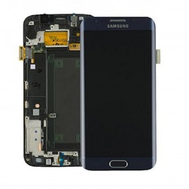 Samsung Galaxy S6 Edge Originale LCD Screen Nero SM-G925F