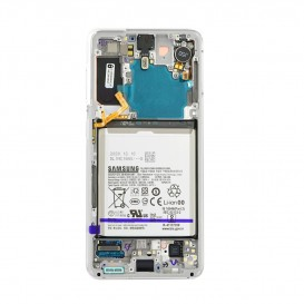 Samsung Galaxy S21 5G Originale LCD Phantom White G991B