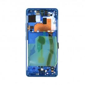 Samsung Galaxy S10 Lite Originale LCD Prism Blu SM-G770F