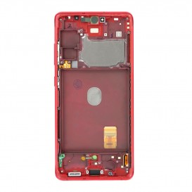 Samsung Galaxy S20 FE 5G Originale LCD Cloud Red SM-G781