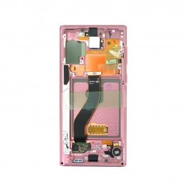 Samsung Galaxy Note 10 Originale LCD Screen Aura Pink SM-N970F