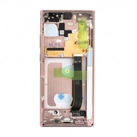 Samsung Galaxy Note 20 ULTRA Originale LCD Screen Bronzo SM-N986