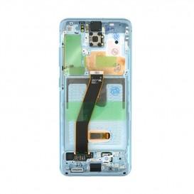 Samsung Galaxy S20 4G/5G Originale LCD Cloud Blue SM-G980/G981