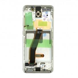 Samsung Galaxy S20 4G/5G Originale LCD Cloud White SM-G980/G981