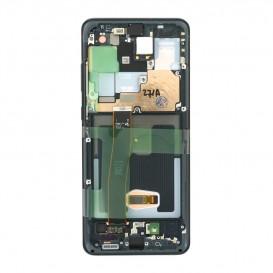Samsung Galaxy S20 ULTRA Originale LCD Cosmic Black G988B