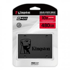 "SSD Kingston A400 480GB 2.5"""