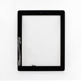 Vetro touch iPad 4 nero