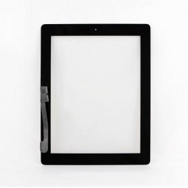 Vetro touch iPad 3 nero