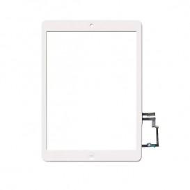 Vetro touch screen per iPad 5 / iPad Air bianco OEM