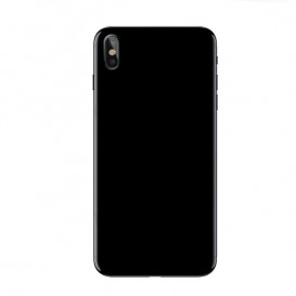 Vetro posteriore iPhone X Nero
