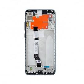 Xiaomi Redmi Note 8T LCD + Touch compatibile con frame no logo Nero