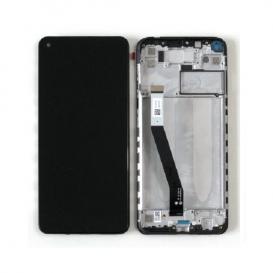 Lcd + Touch Xiaomi Redmi Note 9 Nero